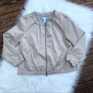 Chico's Gold Shimmer Fully Lined Jacket XL/3